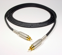 X-BAND with CANARE GOLD PLATED RCA - Product Image